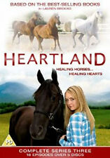 HEARTLAND - THE COMPLETE THIRD SEASON - DVD - REGION 2 UK