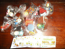 Very Rare Animal Crossing Complete set of 12 Figure Toys Villager Porter Resetti