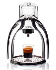 NEW Presso V2 ROK Coffee Maker Espresso Machine Portable No Electricity Eco