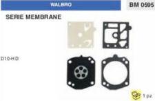 KIT SERIE MEMBRANE membrana CARBURATORE WALBRO D10-HD (D 10 HD)