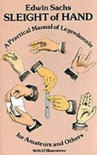 Dover Magic Bks.: Sleight of Hand : A Practical Manual of Legerdemain for...