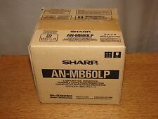 NEW OEM SHARP AN-MB60LP Projector Lamp-bulb for PG-MB60X