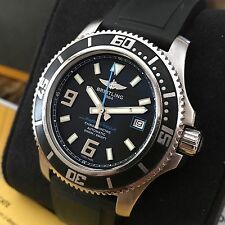 Breitling SuperOcean 44 Abyss Automatic Chronometer A17391 w/ BOX & PAPERS