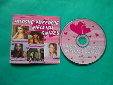 ►Rare Polish PROMO CD Kylie Minogue Britney Spears Dido Toni Braxton The Calling