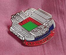 MANCHESTER UNITED FC -  OLD TRAFFORD STADIUM BADGE