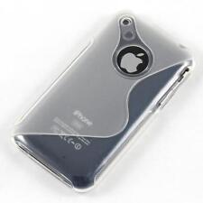 Apple iPhone 3G 3GS custodia protettiva morbida trasparente case cover
