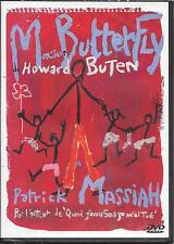DVD ZONE 2--THEATRE--MONSIEUR BUTTERFLY--PATRICK MASSIAH--NEUF