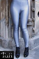 Tafi CHAINMAIL Leggings One-Size 2015 Fine Chainmaille CosPlay Armor Print Pants