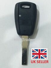 Fiat Bravo Punto Doblo 1 button remote key fob case in black color  **OFFER**