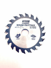 85mm DIAMETER TCT CIRCULAR SAW BLADE FOR CORDLESS SAWS - THIN KERF SAWBLADE