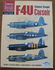 Squadron Signal - Famous Aircraft of the World F4U Chance Vought Corsair