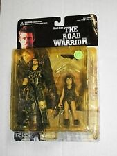 WB N2 Toys Mad Max Road Warrior MAD MAX II & KID Figure MOSC