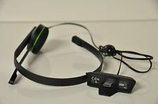 Official Microsoft xbox one wired chat headset microphone