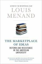 The Marketplace of Ideas: Reform and Resistance in the American University (Issu