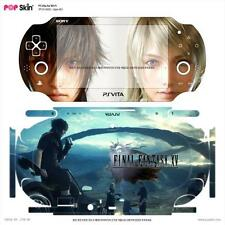POPSKIN Skin Decals Stickers For PS VITA SLIM PCH-2000 Series Custom Design+Gift