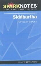 Siddhartha (SparkNotes Literature Guide) (SparkNotes Literature Guide Series)