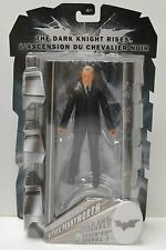 "ALFRED Batman The Dark Knight Rises 6"" inch Movie Masters Action Figure 2012 NIP"