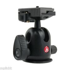 Manfrotto 496rc2 Compact panoramicas con cambio rápido placa 200pl Ball Head