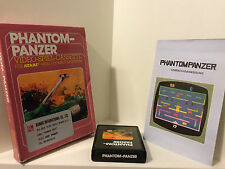Phantom Panzer for Atari 2600 -  CIB/OVP