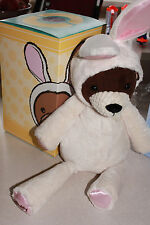 Bunny Bear the Bear Scentsy Buddy with Scent Pack New In Box (sold out)