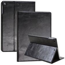 Luxury Smart Cover für Apple iPad Air 2 Schutz Hülle Tasche Tablet Case schwarz