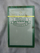 VINTAGE PLAYING CARDS  PARK HAMPERS Britain's No1 NEW STILL AND SEALED