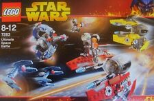 Lego STAR WARS #7283 Ultimate Space Battle  New Sealed HTF