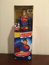 "DC Comics Justice League 12"" Superman Action Figure Toy"