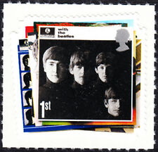 "The Beatles Sonderbriefmarke ""With The Beatles'"""