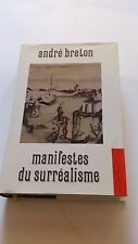 André Breton - Manifestes du surréalisme - France Loisirs 1990