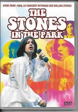 DVD ZONE 2--CONCERT--THE STONES IN THE PARK - HYDE PARK 1969