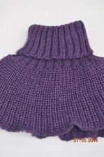 knitted neck chest warmer scarf turtleneck for Babies & Children age 1-6 colours