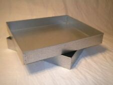 New 30 x 21 x 1 Inch Metal Dropping Pan /Cage Tray for Rabbit,Bird,MANY SIZES
