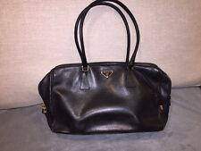 Genuine Black PRADA Hand bag in Great Condition