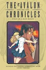Avalon Chronicles Volume 1 : Once in a Blue Moon by Christina Weir and Nunzio...