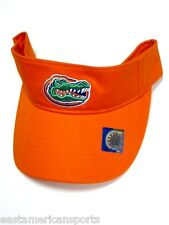 Florida Gators NCAA Collegiate Hat Cap Orange Golf Sun Visor Adjustable OSFA