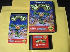 Battletoads (Sega Genesis, 1991) Original Complete in Box
