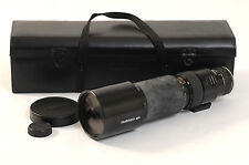 Tamron SP 200-500MM F / 5.6 BBAR MC con una Pentax Mount + Convertitore (7361)