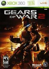 Gears of War 2 - XBOX 360 Complete W/ Flashback map pack