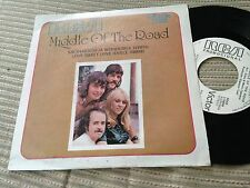 "MIDDLE OF THE ROAD SPANISH 7"" SINGLE SPAIN WHITE LABEL SACRAMENTO LOVE SWEET"
