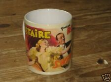 Fred Astaire Ginger Rogers Swing Time Advertising MUG