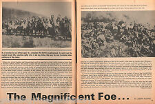 Native American Indians - Our Magnificent Foes