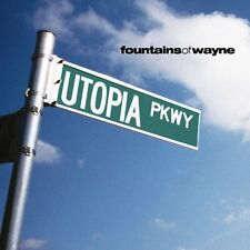 Fountains of Wayne Utopia parkway (1999) [CD]