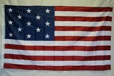 Hopkinson's 1777 Flag 3x5 ft 5 Pt Star Revolutionary War USA US American Francis