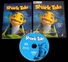 SHARK TALE Pc Versione Ufficiale Italiana ••••• COMPLETO