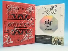 CD DVD Signed Autographed BOYFRIEND I'm Your Special 3rd Mini Album Witch SET