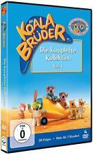 diverse - Die Koala Brüder - Die komplette Kollektion, Vol. 1 [4 DVDs] (OVP)