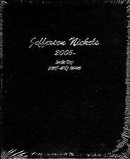 DANSCO Jefferson Nickels with Proofs 2006-Date Album #8114