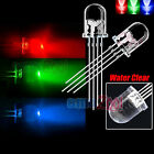 20PCS X Ultra-Bright 10mm 4 PIN Common Anode RGB LED Red Green Blue