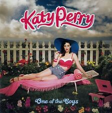 KATY PERRY : ONE OF THE BOYS / CD (CAPITOL RECORDS 2008) - TOP-ZUSTAND